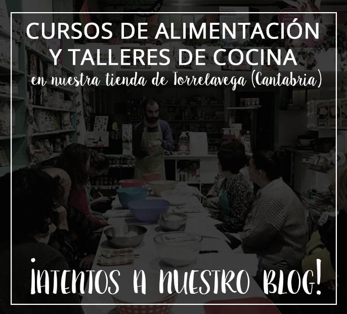 cursos y talleres de cocina